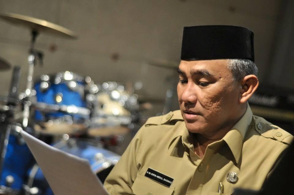 Image result for idris walikota depok