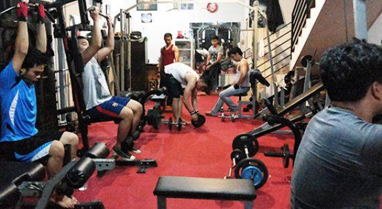 Fitnes di Depok