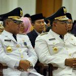 Walikota Depok dan Wakil Walikota Depok