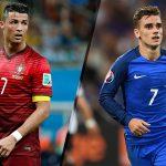 Ronaldo vs Griezmen