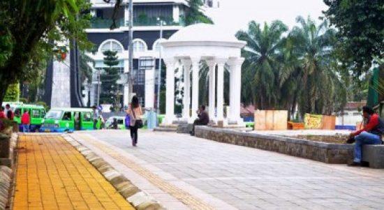 Bogor jadi Kota Romantis
