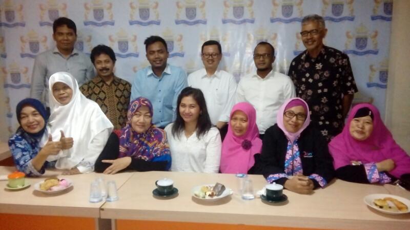 Pengurus Kadin Depok mengadakan pertemuan dengan sejumlah asosiasi dan himpunan pengusaha di Kota Depok.
