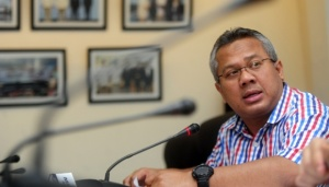 Ketua KPU Arif Budiman.
