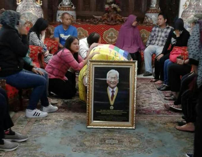 Hari Darmawan ditemukan tewas di Kali Ciliwung.