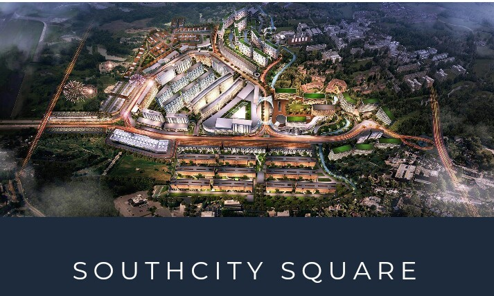 Shouthcity Square.