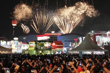 Jakarta Fair Kemayoran (JFK)  akan digelar mulai Rabu besok.