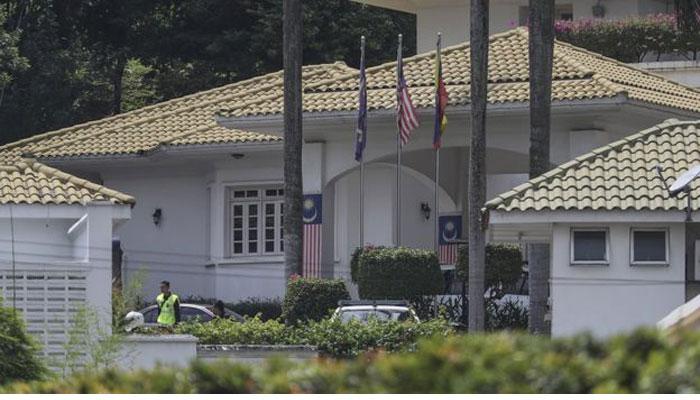 Inilah rumah milik Mantan PM Malaysia Najib Razak yang digeledah Polisi Malaysia.