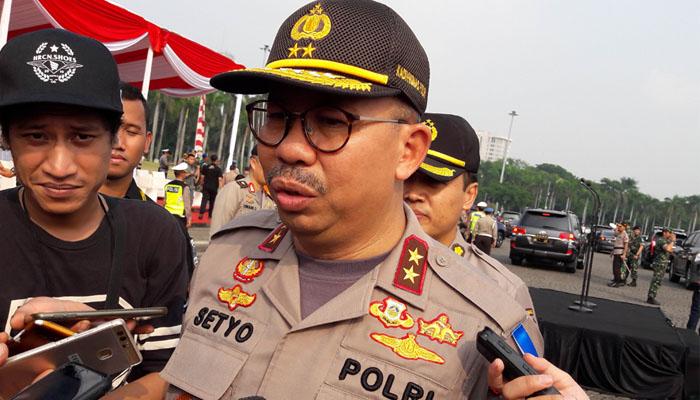 Irjen Pol Setyo Wasisto, Kepala Divisi Humas Mabes Polri,