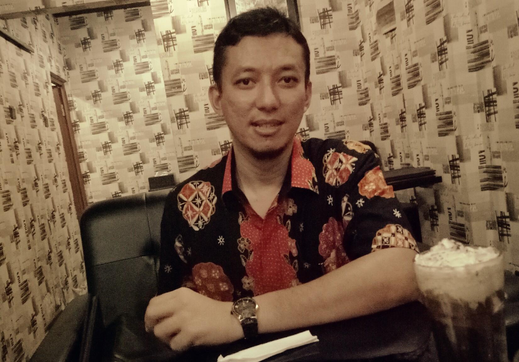 Kepala BPJS Kesehatan Cabang Depok, Irfan Qadarusman.