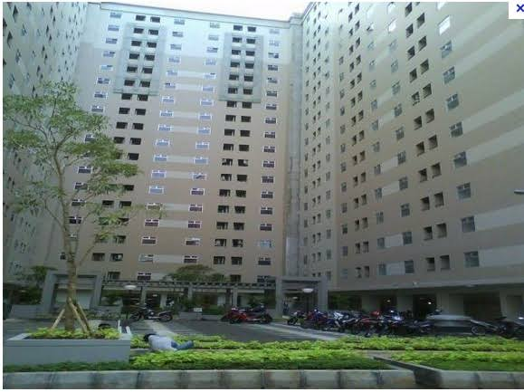 Green Palace Apartemen
