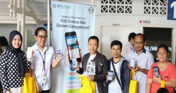 Pelayanan JKN-KIS kini makin mudah dengan JKN Mobile.