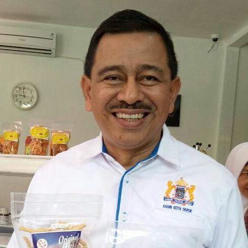 Despandri,  Wakil Ketua Kadin Kota Depok
