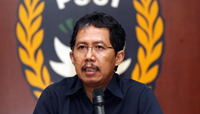 Plt Ketua PSSI Joko Driyono.