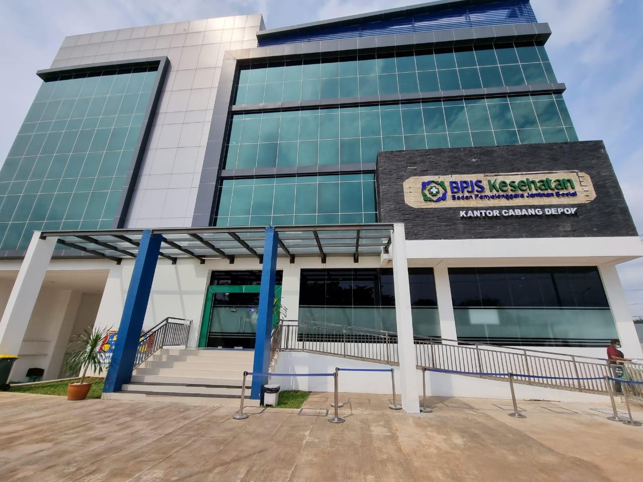 Kantor Pelayanan Bpjs Kesehatan Depok Pindah Ke Sebelah Alun Alun Kota Depokrayanews Com